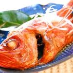 金目鯛煮太郎(姿煮)